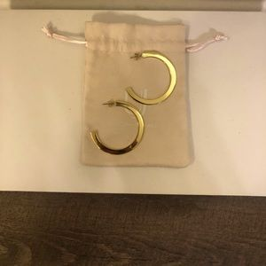 Uncommon James Santo Hoop Earrings
